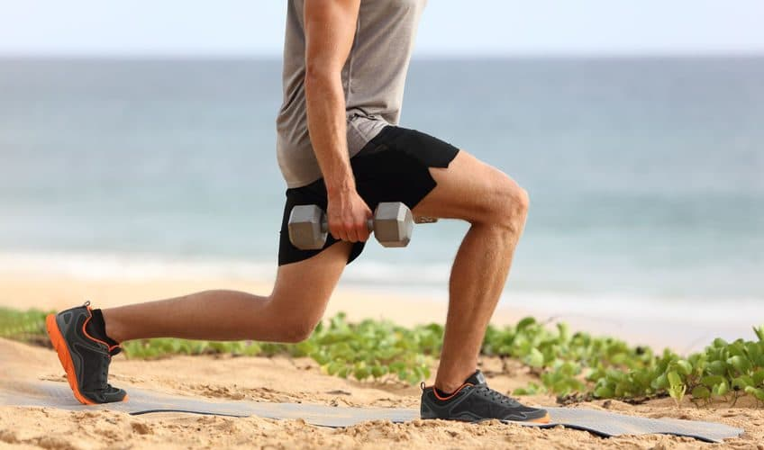 Thigh strength decreases the risk of developing knee arthritis