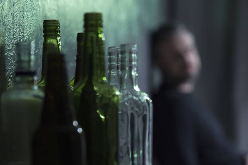 drinking negatively affects sleep