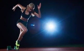running performance weight training