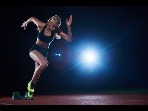 running performance weight training