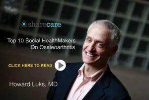 Howard Luks MD Top !0 Arthritis Doctor