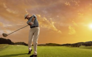 meniscus tears in golfers