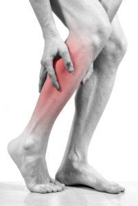 leg pain in runners