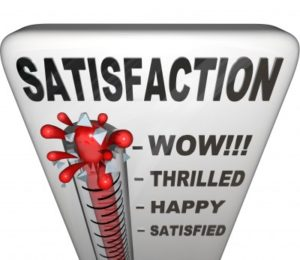 Patient satisfaction in medicine and social media