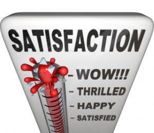 Patient satisfaction in medicine and social media