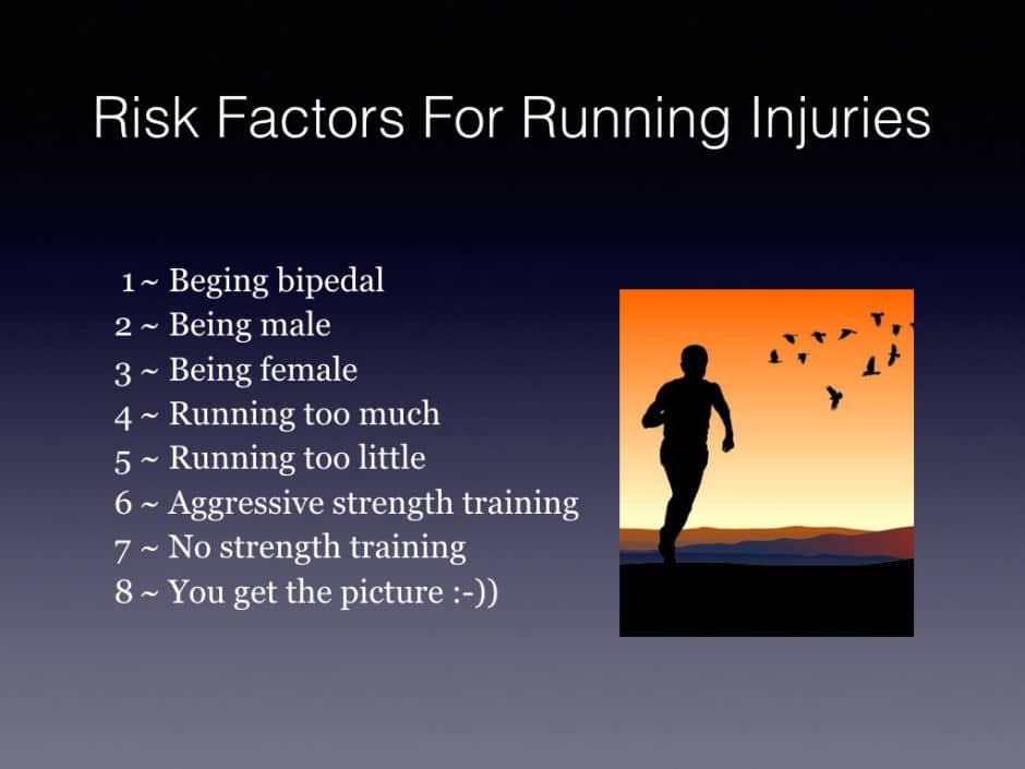 Risk Factors for Running Injuries