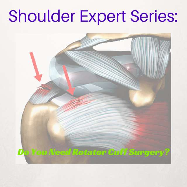 how to tell if you have a torn rotator cuff
