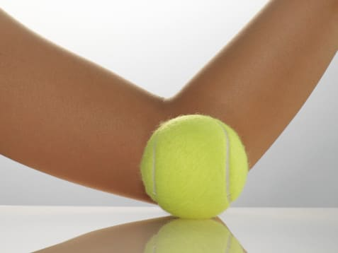 Tennis Elbow and Cortisone