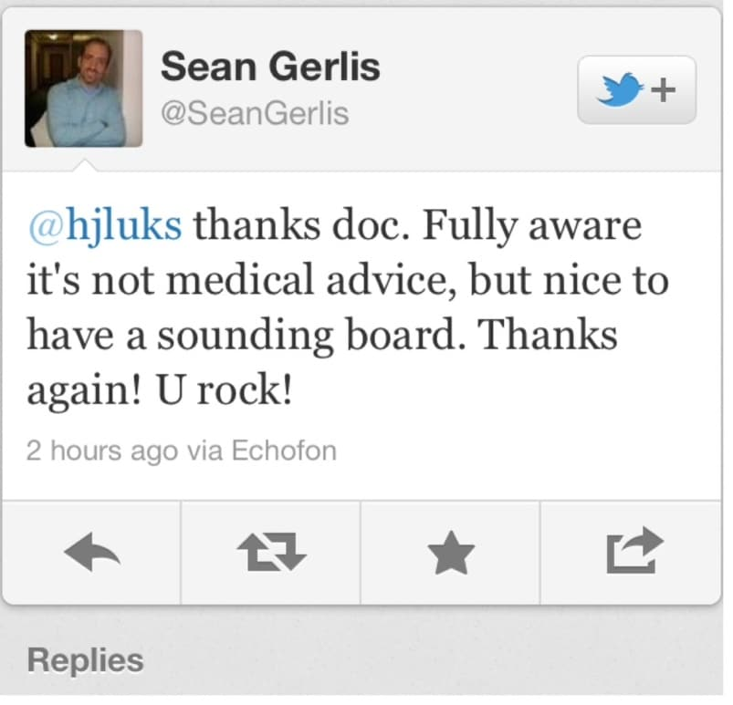Howard Luks MD Medical Social Media