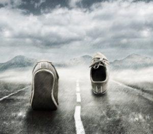 choosing running shoe